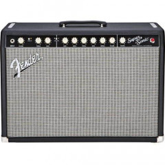 FENDER - SUPER SONIC 22 BLK 230V UK