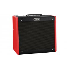 FENDER - BLUES JNR III TT BLK/RED WIZ 2