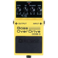 BOSS - BASS OVERDRIVE