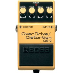 OVERDRIVE/DISTORTION