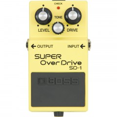 BOSS - SUPER OVERDRIVE