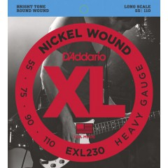 D'ADDARIO - REGULAR HARD 055-110