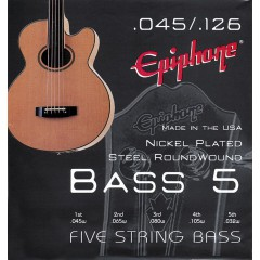 EPIPHONE - NPS 5 STRING BASS