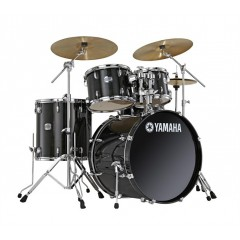 JSBP0F5RBL6W STAGE CUSTOM BIRCH C CLAIRE 20/10/12/FT14 RAVEN BLACK + HW680W