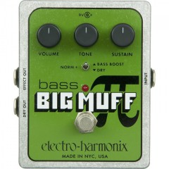 ELECTRO HARMONIX - BASS FUZZ SUSTAINER