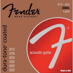 FENDER - 880L 80/20 COATED 12-52