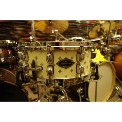 TAMA - CAISSE CLAIRE STARCLASSIC PERFORMER EFX ASTRAL WHITE DIAMOND