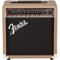 FENDER - ACOUSTASONIC 15 230V EU DS