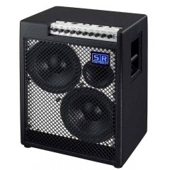 SR TECHNOLOGY - BASS FIDELITY COMBO 500W HP 2X10