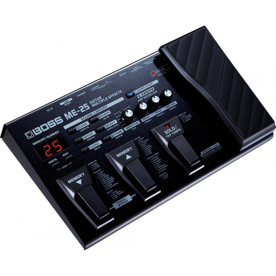 GUITAR MULTIPLE EFFECTS