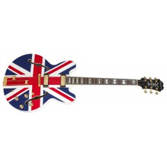 "LTD ED ""UNION JACK""SHERATON OUTFIT"