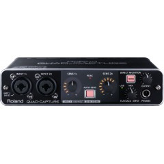 USB 2.0 AUDIO INTERFACE QUAD CAPTURE