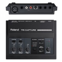 TRI CAPTURE USB AUDIO INTERFACE