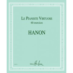 HANON LE PIANISTE VIRTUOSE - 60 EXERCICES