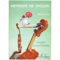 METHODE DE VIOLON V.1