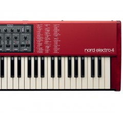 NORD - CLAVIER DE SCENE NORD ELECTRO 4 - 73 NOTES WATERFALL