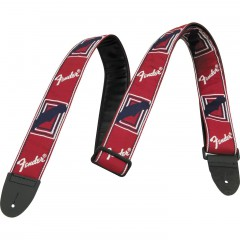 RED/WHITE/BLUE MONO STRAP