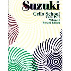 SUZUKI CELLO SCHOOL CELLO PART V.1