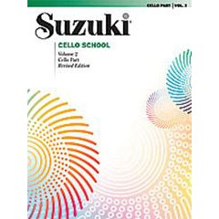 SUZUKI CELLO SCHOOL CELLO PART V.2