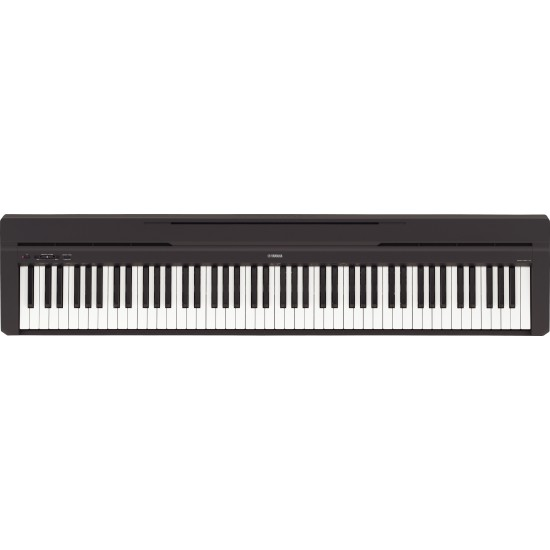 steel music yamaha p 45 piano numerique portable. Black Bedroom Furniture Sets. Home Design Ideas