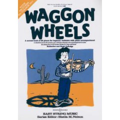 WAGGON WHEELS VIOLON / PIANO