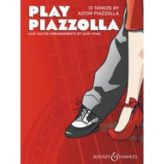 PLAY PIAZZOLLA GUITARE