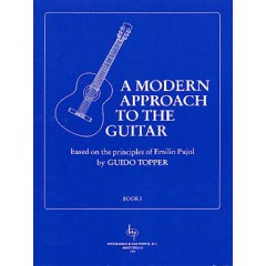 MODERN APPROACH TO THE GUITAR V.1