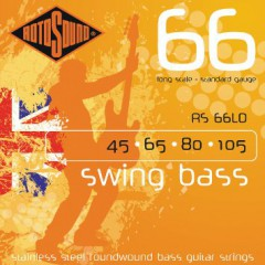 ROTOSOUND - SWING BASS STANDARD GAUGE SET