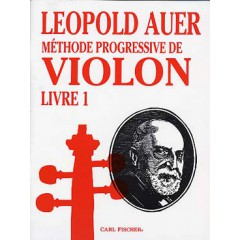 METHODE PROGRESSIVE DE VIOLON V.1