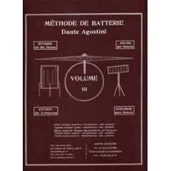 METHODE DE BATTERIE V.3 – TECHNIQUES SUPERIEURES