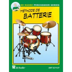 METHODE DE BATTERIE V.1 + CD
