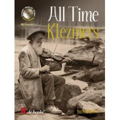 ALL TIME KLEZMERS VIOLON + CD arr. Johow Joachim