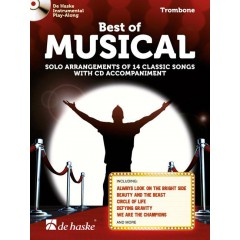 BEST OF MUSICAL TROMBONE + CD