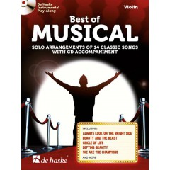 BEST OF MUSICAL VIOLON + CD
