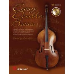 EASY DOUBLE BASSE PIANO / CONTREBASSE + CD