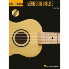 METHODE DE UKULELE V.1 + CD