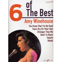 6 OF THE BEST AMY WINEHOUSE P/V/G
