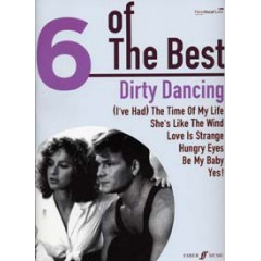 6 OF THE BEST DIRTY DANCING P/V/G