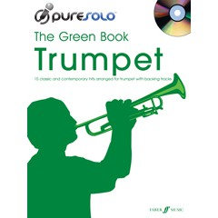 PURE SOLO GREEN BOOK TRUMPET + CD