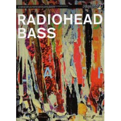AUTHENTIC BASS PLAYALONG RADIOHEAD + CD