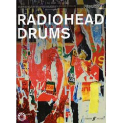 AUTHENTIC DRUMS PLAYALONG RADIOHEAD + CD