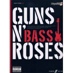 AUTHENTIC BASS PLAYALONG GUNS N' ROSES + CD