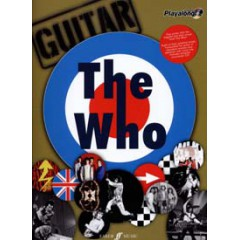 AUTHENTIC GUITAR PLAYALONG THE WHO + CD