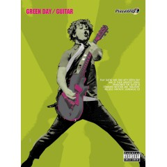 AUTHENTIC GUITAR PLAYALONG GREEN DAY + CD