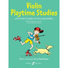 VIOLIN PLAYTIME STUDIES