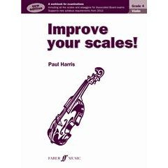 IMPROVE YOUR SCALES V.4 VIOLON