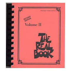 THE REAL BOOK VOL.2 SECOND EDITION C POCKET