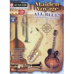 JAZZ PLAY-ALONG VOL.1A MAIDEN VOYAGE / ALL BLUES + CD