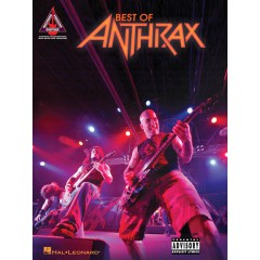 BEST OF ANTHRAX TAB