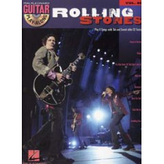 GUITAR PLAY-ALONG V.66 ROLLING STONES + CD